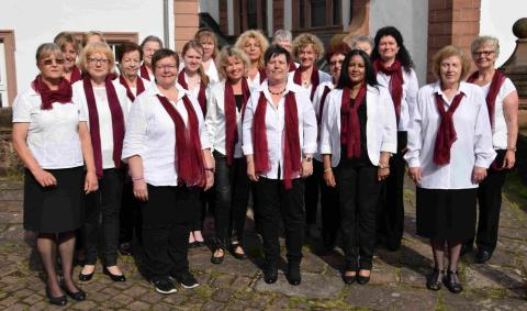 Frauenchor Modern Voices 2016